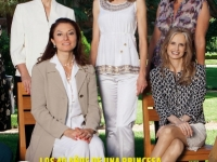 Conchita joins princess Letizia on the cover of Time 09/21/2012