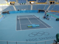 Athens 2004 Centre Court